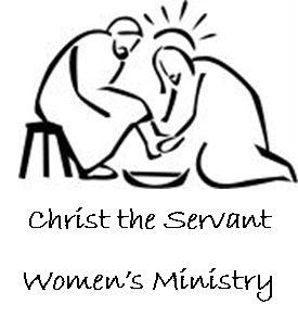 cts foot washing logo WOMEN'S MINISTRY